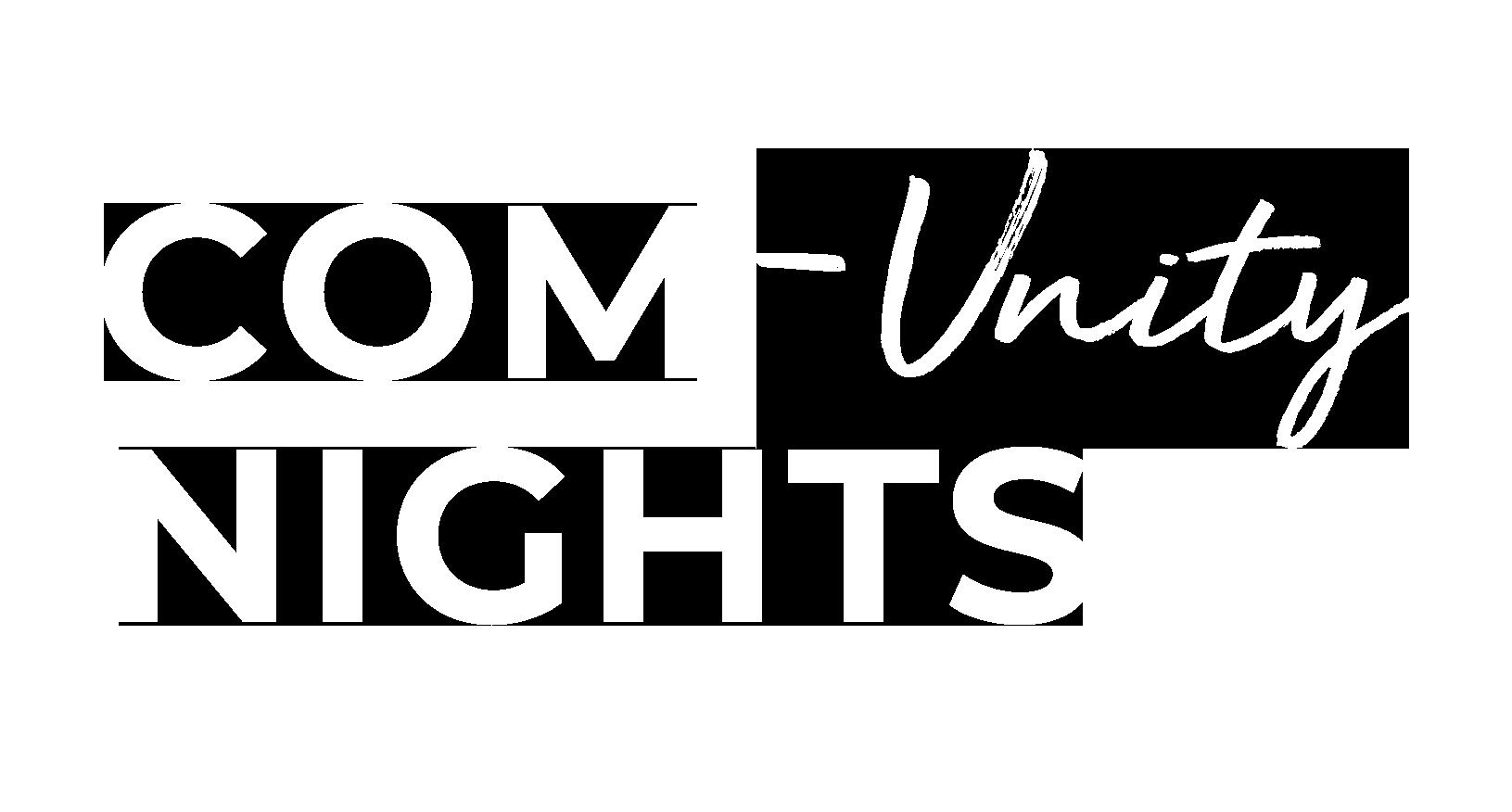 Com-unity Nights